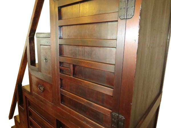 Meuble escalier pas cher maison design for Meubles style japonais pas chers