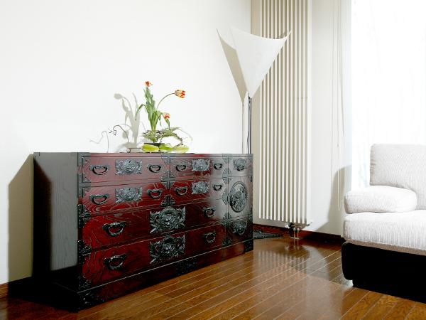 Le vrai meuble japonais voir mes meubles for Meuble japonais moderne