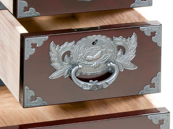 Le vrai meuble japonais ancien neuf for Ameublement japonais