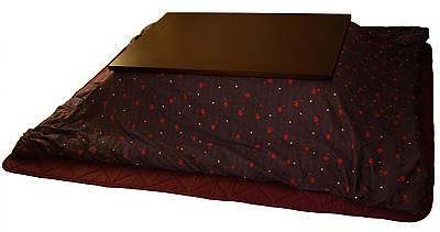 le vrai meuble japonais les zataku kotatsu. Black Bedroom Furniture Sets. Home Design Ideas
