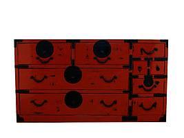 Le vrai meuble japonais grille tarifaire - Meuble japonais rouge ...