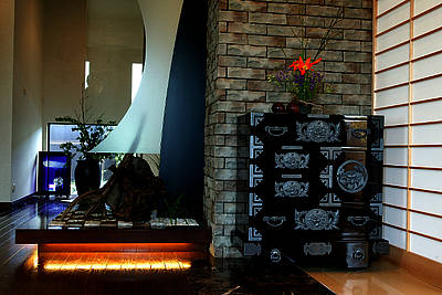 Meubles japonais anciens a montreal table de lit Meuble japonais ancien