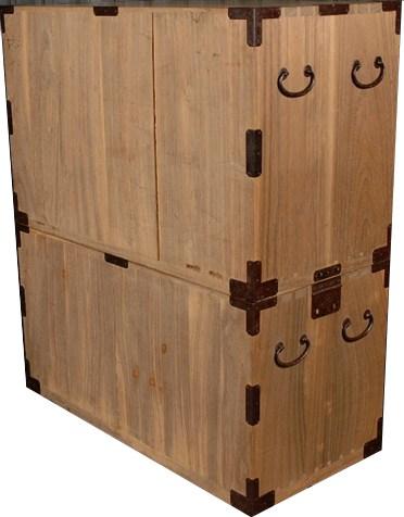 Le vrai meuble japonais ri ta 1260 br bc - Meuble japonais paris ...
