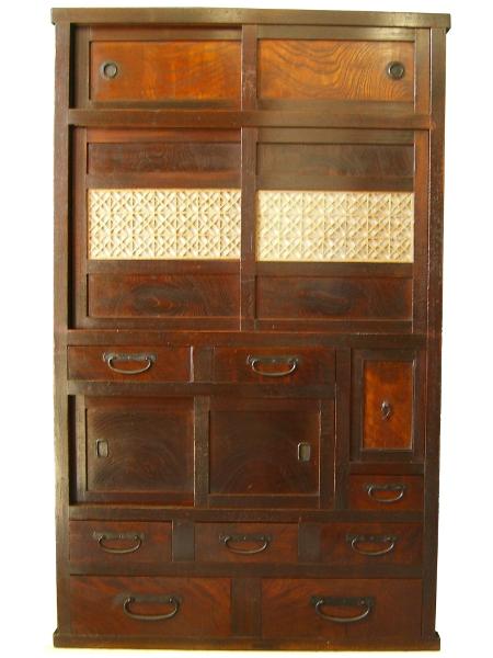 Le vrai meuble japonais ki ch 0825 lb bf for Bahut japonais