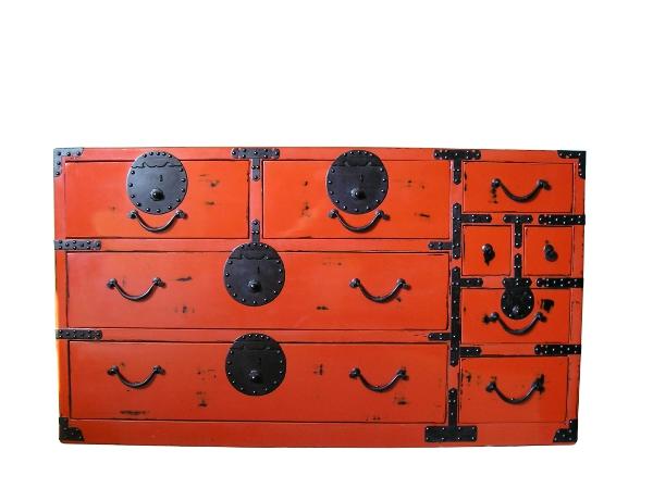 Le vrai meuble japonais ki ta 0815 lb ro for Meuble japonais tansu