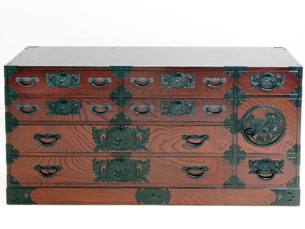 Le vrai meuble japonais ke ta 0012 le bf for Mobilier japonais