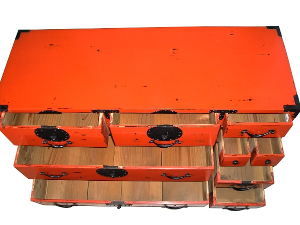 Le vrai meuble japonais ki ta 0815 lb ro for Commode japonaise