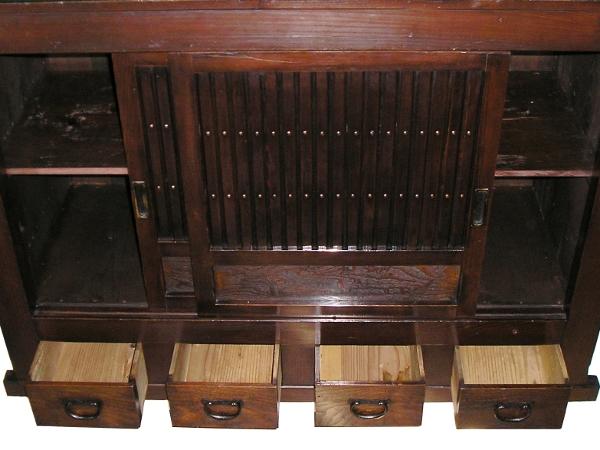 Le vrai meuble japonais ki mi 0832 lb bf Meuble japonais ancien
