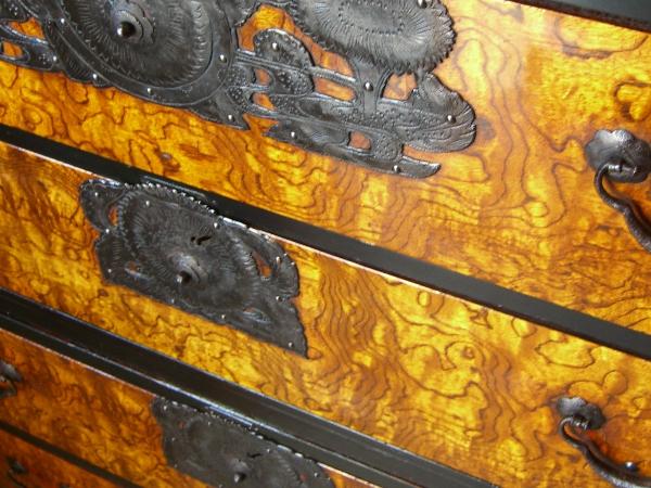 Le vrai meuble japonais ki ta 0775 lb bc for Meubles du japon