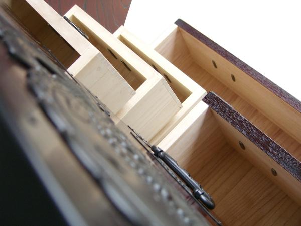 Le vrai meuble japonais ke ta 0006 le bf for Fabriquer meuble japonais