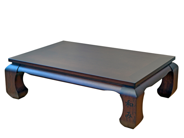 The authentic japanese furniture ka tb o120 ve bf for Table japonaise