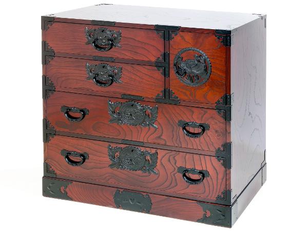 Le vrai meuble japonais ke ta 2202 le bf for Commode japonaise