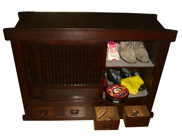 Le vrai meuble japonais ki mi 0832 lb bf for Meuble japonais mizuya