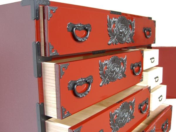 le vrai meuble japonais ke ta 0006 lb ro. Black Bedroom Furniture Sets. Home Design Ideas