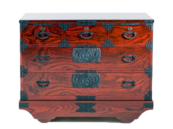 Le vrai meuble japonais ta ku 0008 ca bf for Commode japonaise
