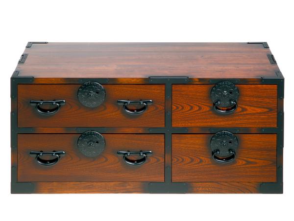 Le vrai meuble japonais ya ta 0853 ve bf for Meuble style japonais paris