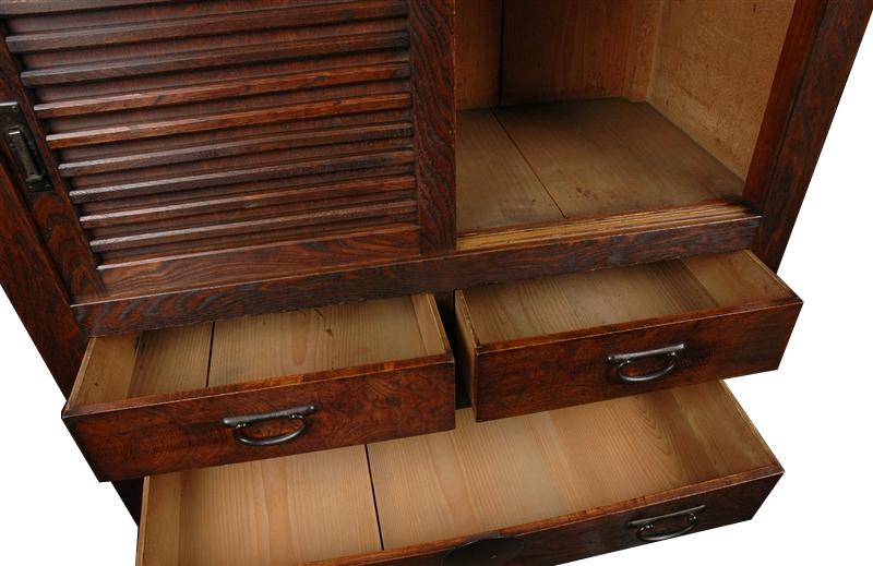 Le vrai meuble japonais ri ch 1060 lb bf for Fabriquer meuble japonais