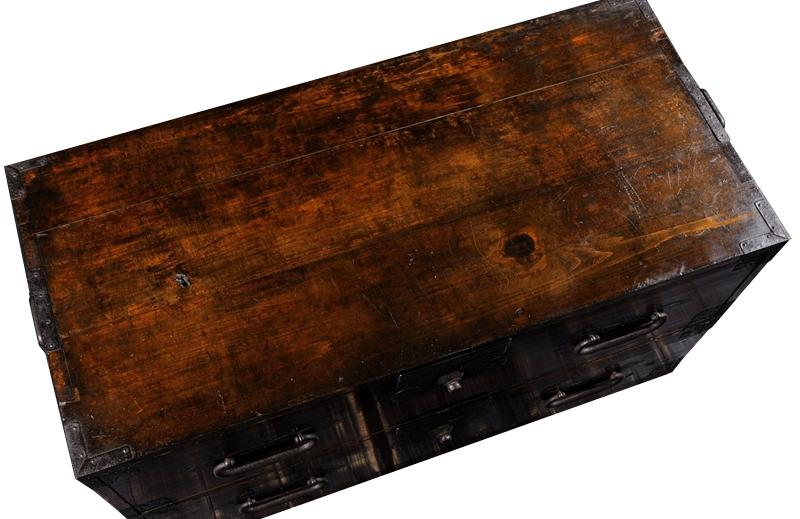 Le vrai meuble japonais ri ta 1590 lb bf for Meuble japonais ancien