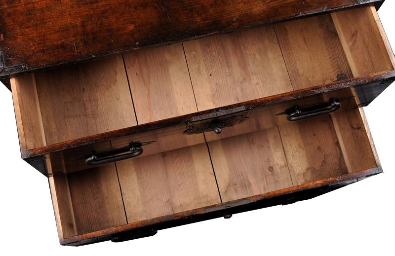 Le vrai meuble japonais ri ta 1590 lb bf for Meuble japonais tansu
